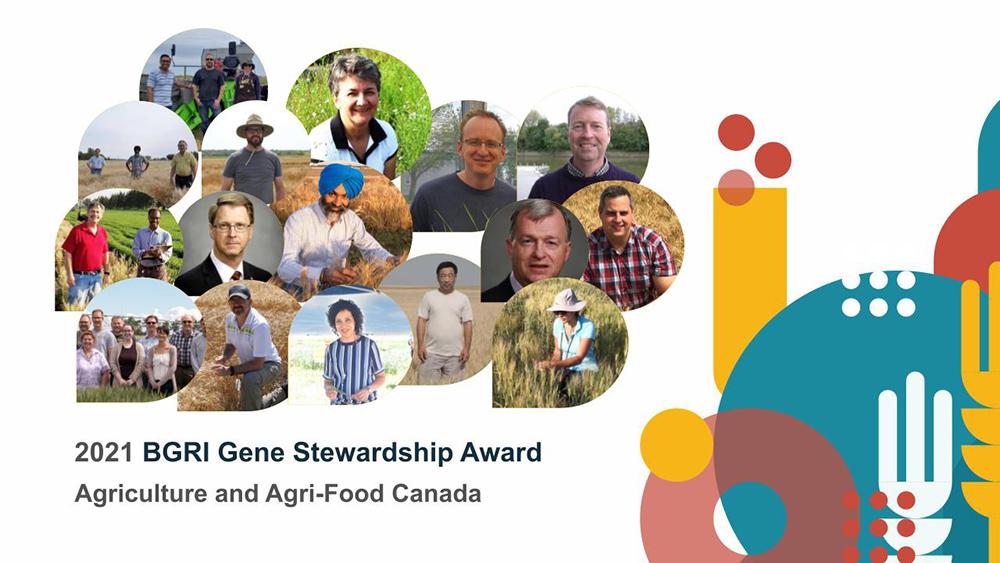 2021 Gene Stewardship Winners